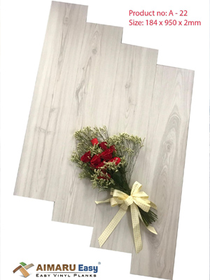 Hình ảnh Sàn nhựa Aimaru Easy A22