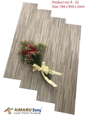 Hình ảnh Sàn nhựa Aimaru Easy A23