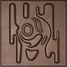 Hình ảnh Tấm ốp 3D da L442-2
