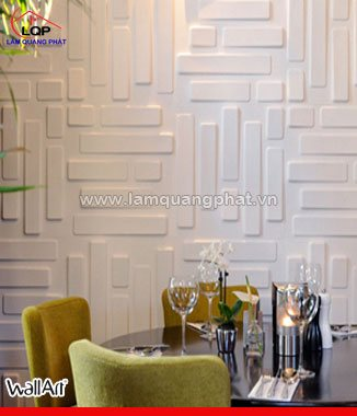 Tấm ốp 3D Wall Art WA02 BRICKS