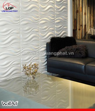 Tấm ốp 3D Wall Art WA04 WAVES