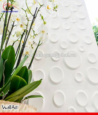 Tấm ốp 3D Wall Art WA11 CRATERS