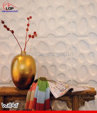 Tấm ốp 3D Wall Art WA13 PEBBLES