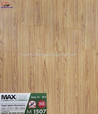 Hình ảnh Sàn gỗ Maxlock M1507