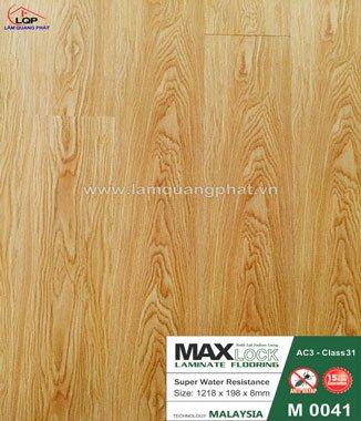 Hình ảnh Sàn gỗ Maxlock M0041