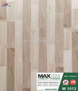 Hình ảnh Sàn gỗ Maxlock M1013