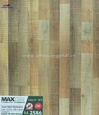 Hình ảnh Sàn gỗ Maxlock M2586