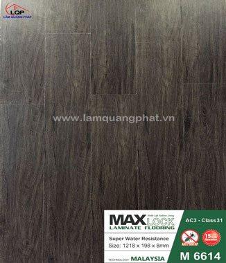 Hình ảnh Sàn gỗ Maxlock M6614