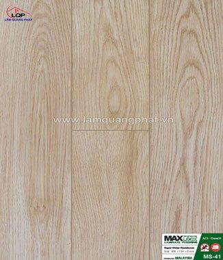 Hình ảnh Sàn gỗ Maxlock MS41