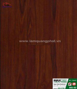 Hình ảnh Sàn gỗ Maxlock MS50