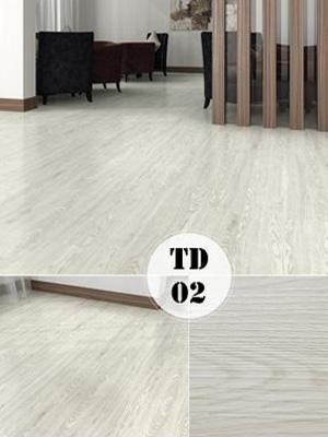 Hình ảnh Sàn nhựa tự dán có keo TD02