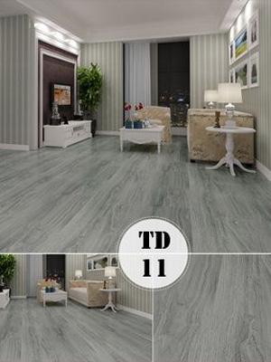 Hình ảnh Sàn nhựa tự dán có keo TD11