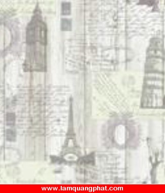 Hình ảnh Giấy dán tường Art Deco 8209-1