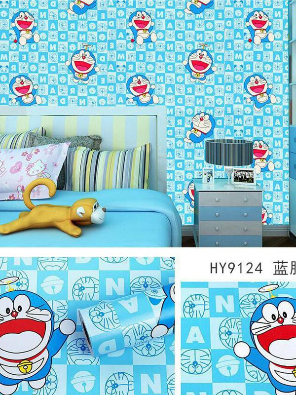 Hình ảnh Decal dán tường Doraemon 9124