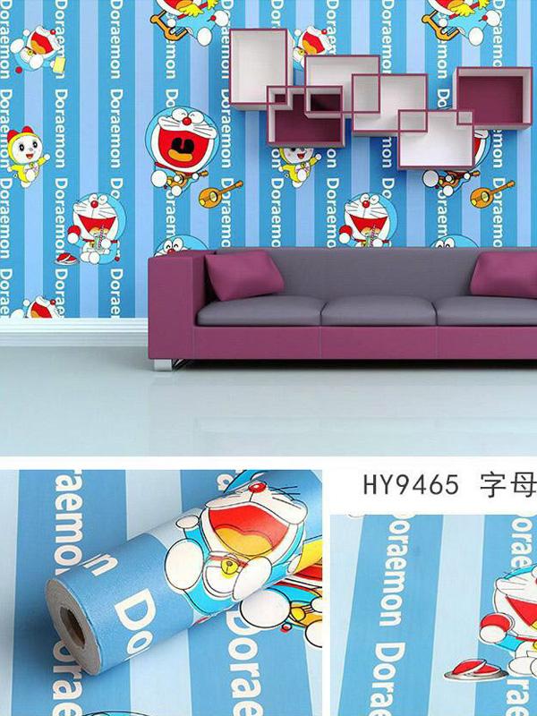 Hình ảnh Đề can dán tường Doraemon 9465