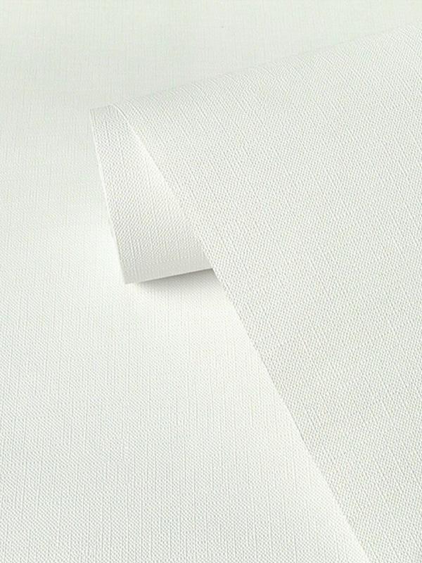 Hình ảnh Decal dán tường trơn màu trắng 9521