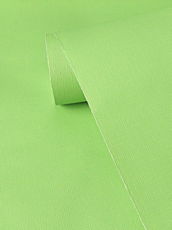 Hình ảnh Decal dán tường trơn màu xanh lá 9524