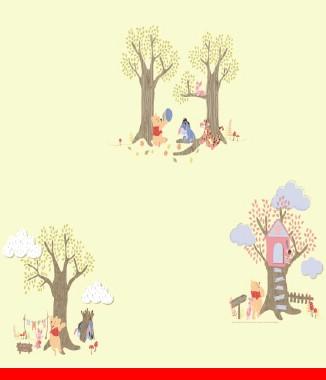 Hình ảnh Giấy dán tường Dream World D1033-1