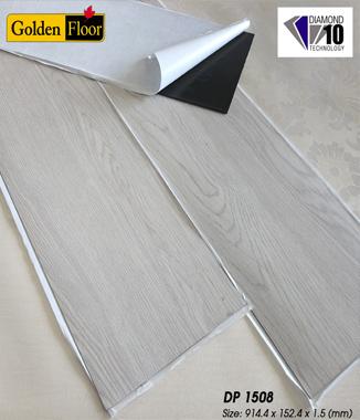 Hình ảnh Sàn nhựa tự dính Golden DP1508