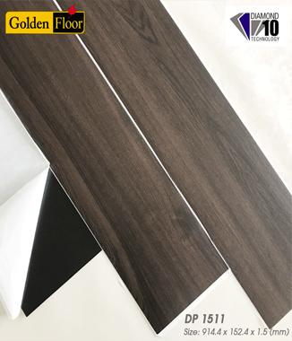 Hình ảnh Sàn nhựa tự dính Golden DP1511