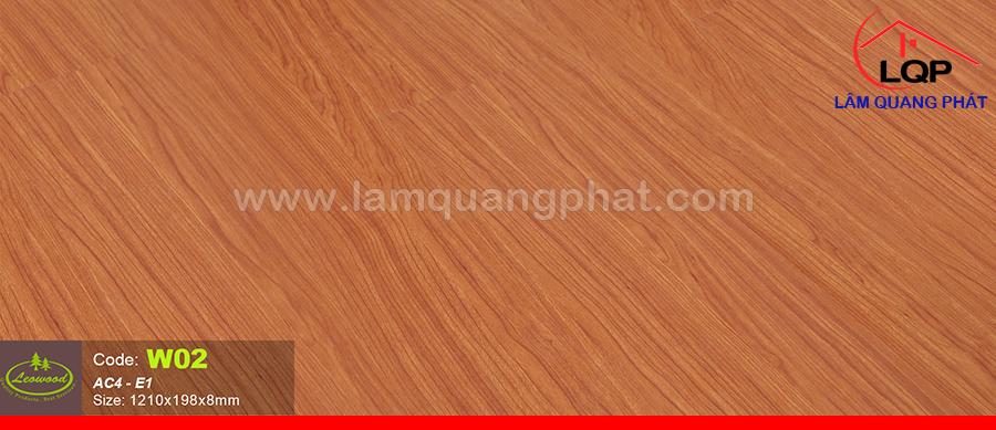 Hình ảnh Sàn gỗ Leowood W02