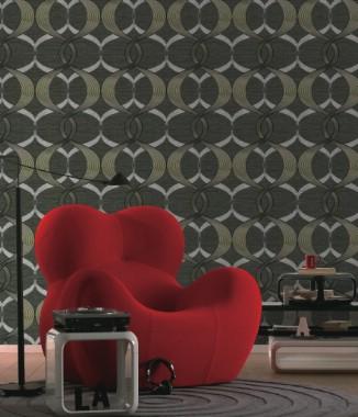 Hình ảnh Giấy dán tường Phòng khách 902-4