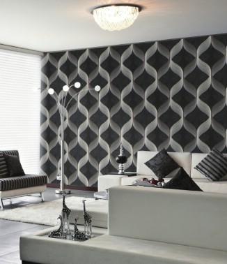 Hình ảnh Giấy dán tường Phòng khách 930-5