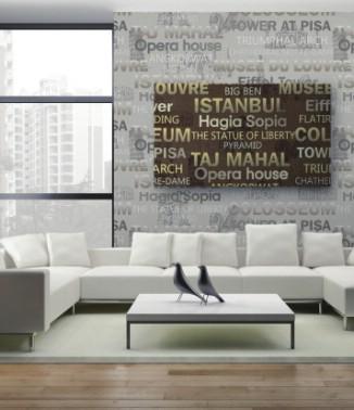 Hình ảnh Giấy dán tường Phòng khách 931-2