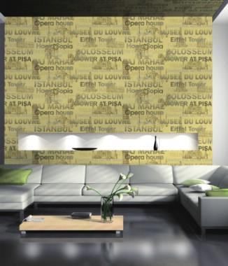 Hình ảnh Giấy dán tường Phòng khách 931-4
