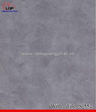 Hình ảnh Gạch nhựa Hàn Quốc With -Tile JS552