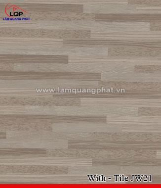 Hình ảnh Gạch nhựa Hàn Quốc With -Tile JW21