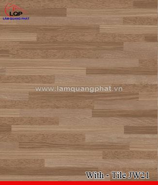 Hình ảnh Gạch nhựa Hàn Quốc With -Tile JW22