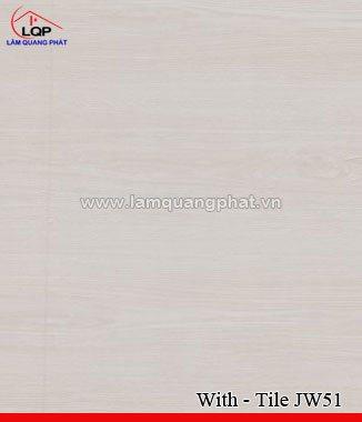 Hình ảnh Gạch nhựa Hàn Quốc With -Tile JW51
