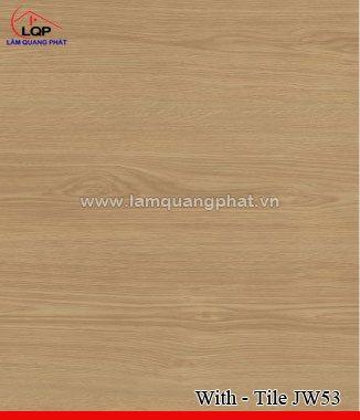 Hình ảnh Gạch nhựa Hàn Quốc With -Tile JW53