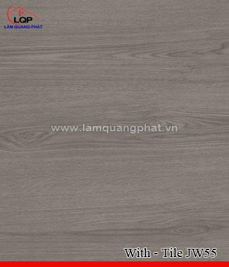 Hình ảnh Gạch nhựa Hàn Quốc With -Tile JW55