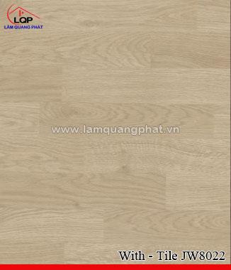 Hình ảnh Gạch nhựa Hàn Quốc With -Tile JW8022