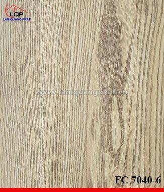 Hình ảnh Sàn nhựa vân gỗ FC 7040-6