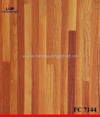 Hình ảnh Sàn nhựa vân gỗ FC 7144