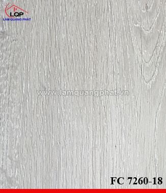 Hình ảnh Sàn nhựa vân gỗ FC 7260-18