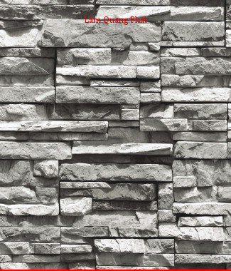 Hình ảnh Giấy dán tường giả đá 85015-3