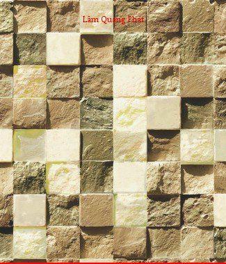 Hình ảnh Giấy dán tường giả đá 85018-2