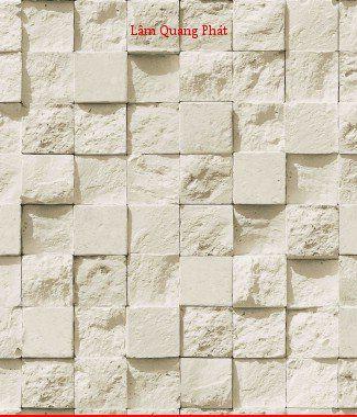 Hình ảnh Giấy dán tường giả đá 85019-2