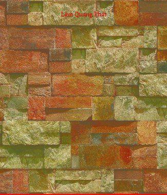 Hình ảnh Giấy dán tường giả đá 85020-2