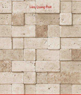 Hình ảnh Giấy dán tường giả đá 85022-2