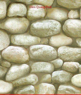 Hình ảnh Giấy dán tường giả đá 85044-1