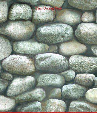 Hình ảnh Giấy dán tường giả đá 85044-3