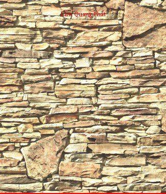 Hình ảnh Giấy dán tường giả đá 85046-1