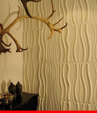 Hình ảnh Tấm ốp tường 3D P526 FAKTUM