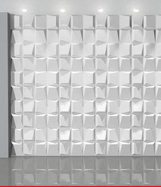 Hình ảnh Tấm ốp 3D Mosaic WK51019