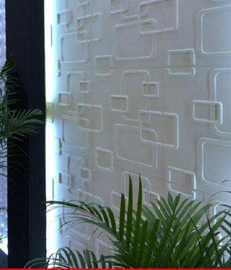 Hình ảnh Tấm ốp 3D Tetris WK51038